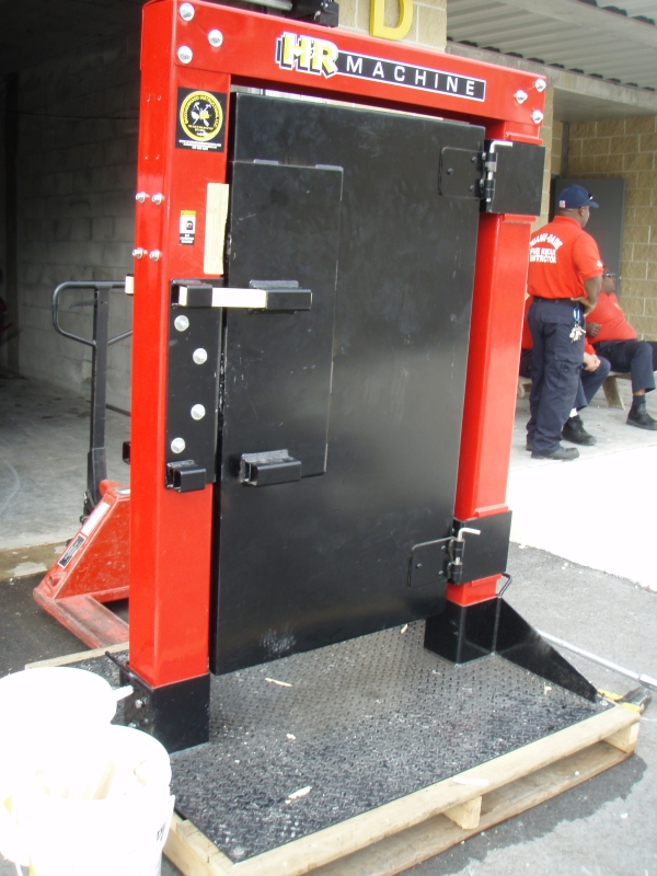 forcible entry door